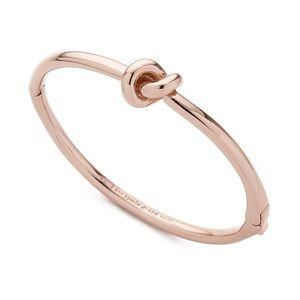 Kate Spade Sailor Knot Bracelet - Rose Gold ✨
